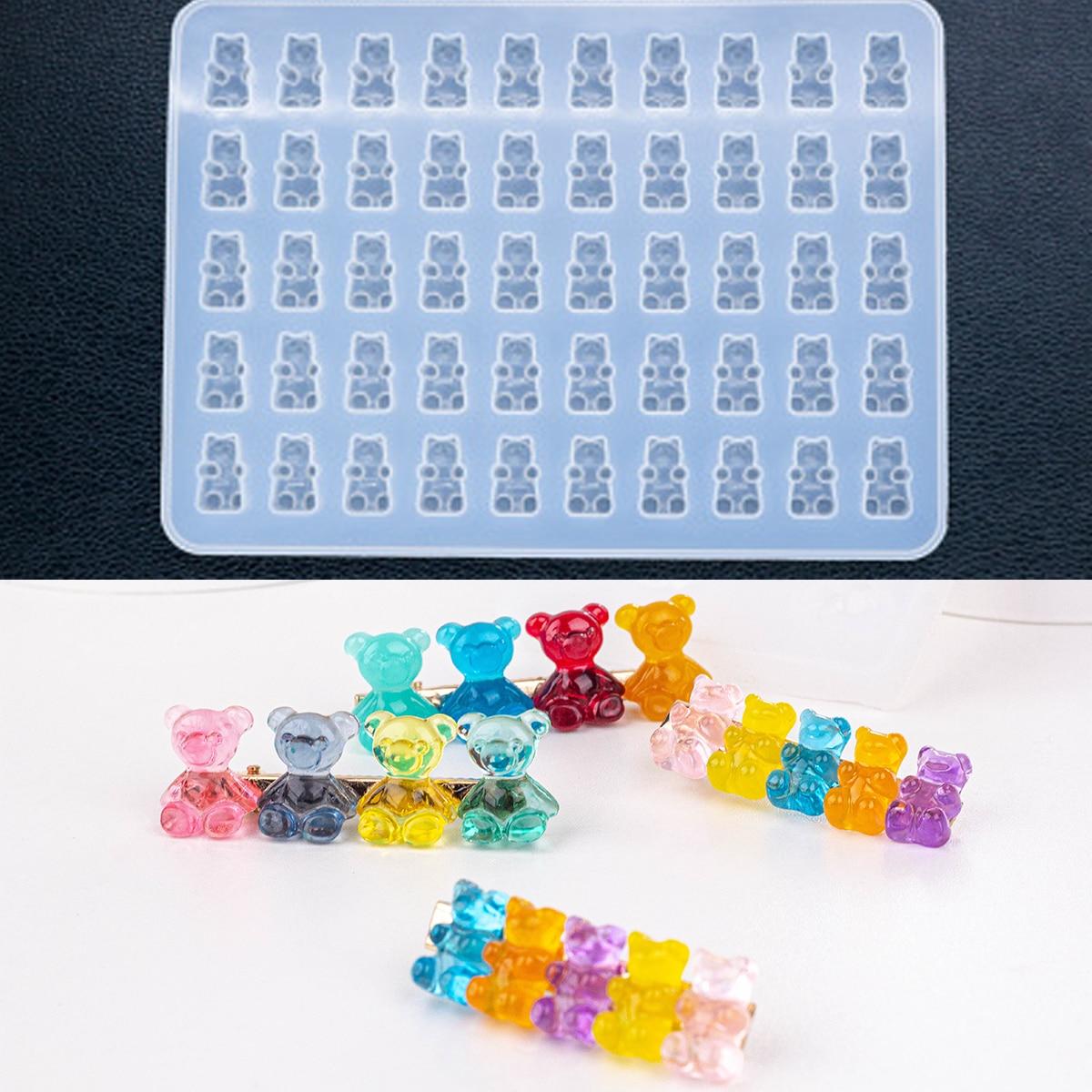 Милый-медведь-сахар-силиконовые-формы-для-плетения-браслетов-с-украшением-в-виде-кристаллов-на-основе-эпоксидной-смолы-форма-для-ювелирны