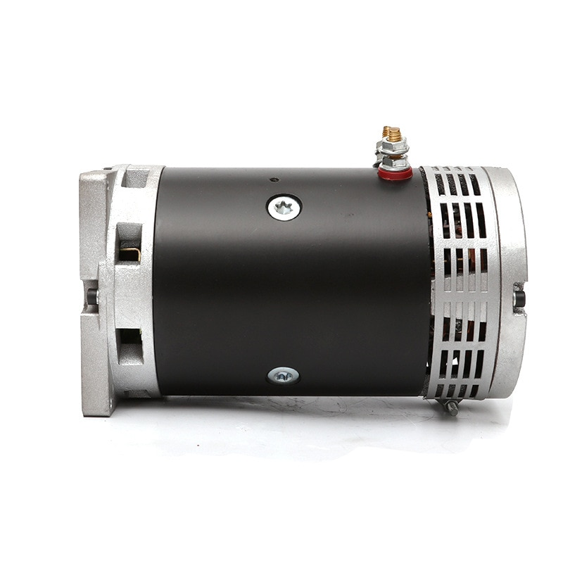 Factory Direct Sales 24v3kw DC Motor Power Unit Motor Copper Wire Movement Oil Pump Motor Is Widely Used The Brush DC Motor 2800 enlarge