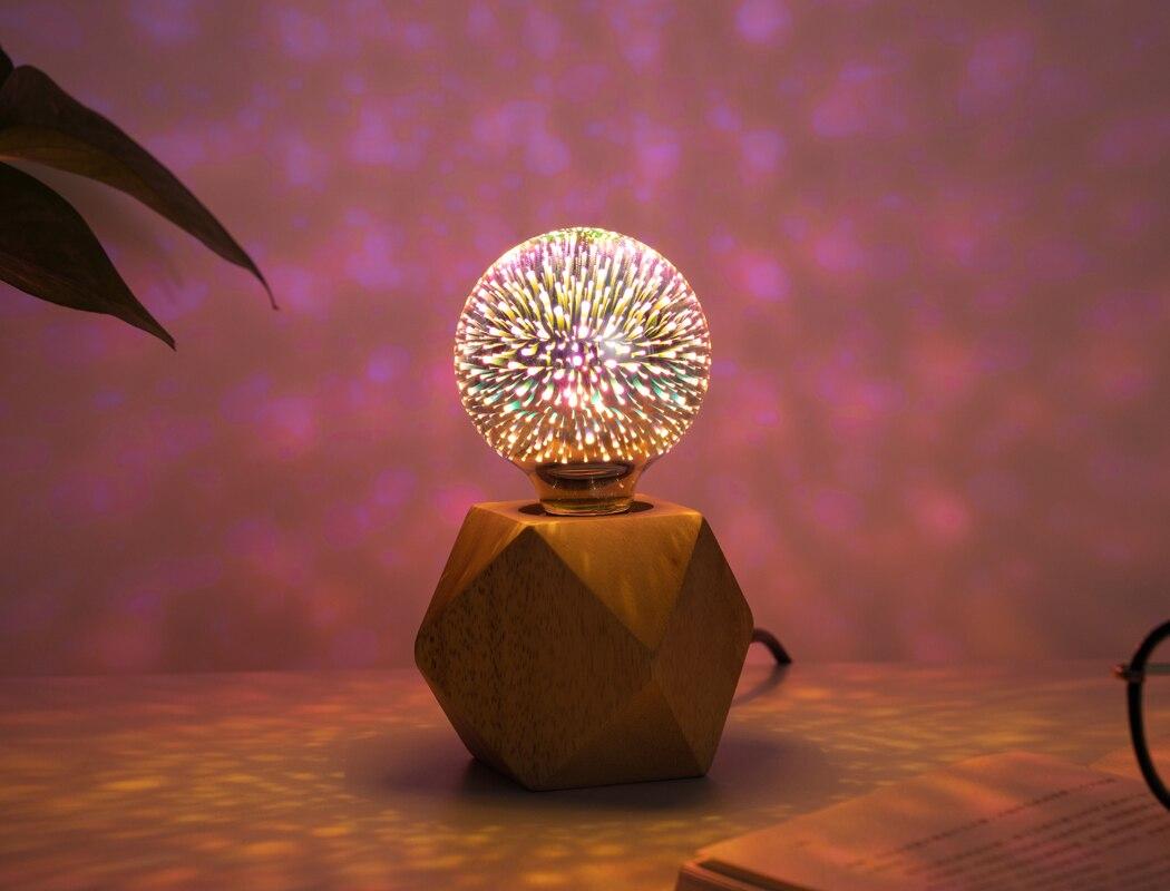 Цветной сцена дискотека свет лампочка вечеринка свет декоративный дом освещение светодиод