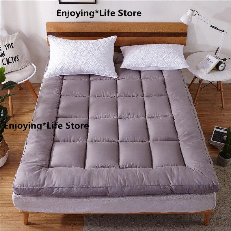 Татами трехмерный матрас татами мягкий матрас студенческого общежития домашний матрас для односпальной кровати