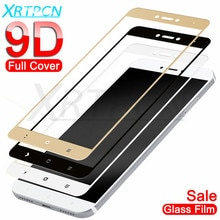 9D Tempered Glass on the For Xiaomi Redmi 4A 4X 5A 5 Plus Note 4 4X 5 5A Pro Screen Protector Safety
