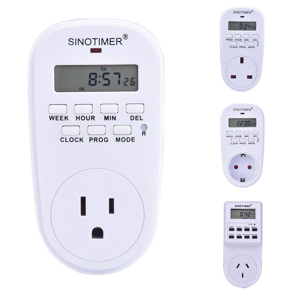 Smart Life Wifi Socket Israel Plug 16A App Remot Control Voice Control Programmable Plug-in Timer Switch Wall Clock Power Socket