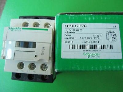 Nova Schneider LC1D12E7C AC48V