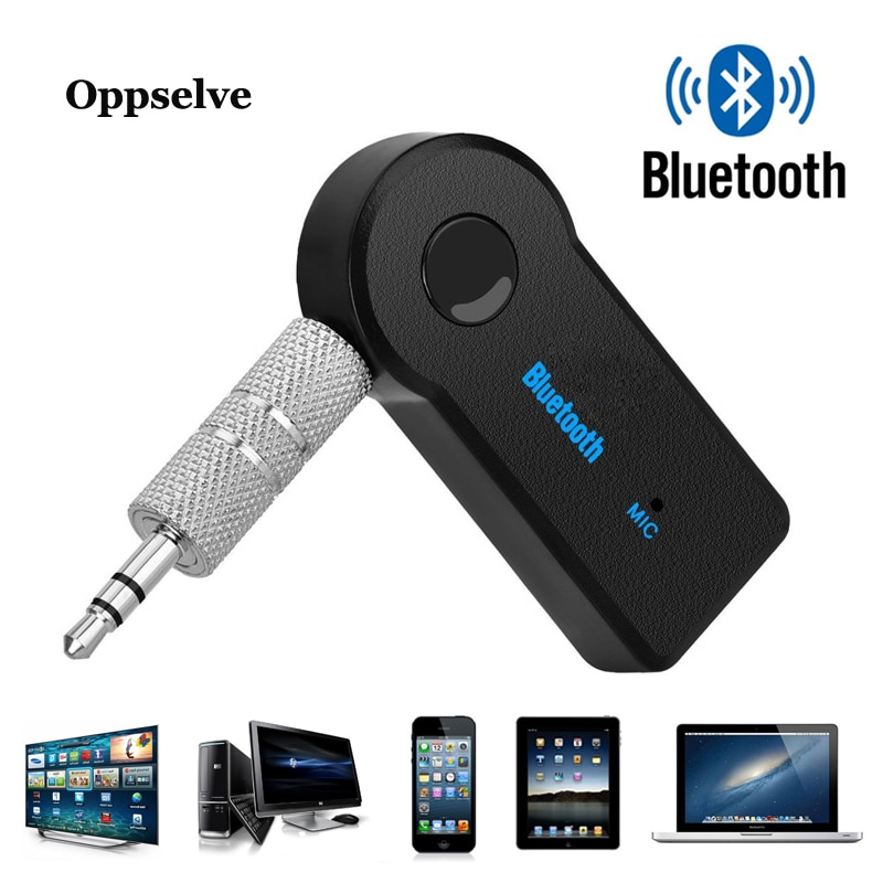 Stereo Audio AUX Music For MP3 Speaker Headphone Car Hands Free Call Bluetooth Receiver Adapter Wireless Transmitter 3.5mm Jack car styling universal bluetooth car kit wireless hands free music audio receiver adapter auto aux kit speaker headphone stereo