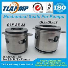 GLF-SE-22 , GLF-SE-32 joints mécaniques TLANMP pour pompes de la série GLF SE/SL/SV-joints de pompe submersibles SE1 yu SL1 SLV