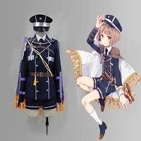 game touken ranbu online cosplay costumes maeda toushirou cosplay uniform costume halloween party anime cosplay costume