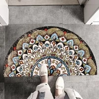 semicircle turkey geometric big carpets rug for living room home decor high quality bohemian large area rugs parlor floor mat