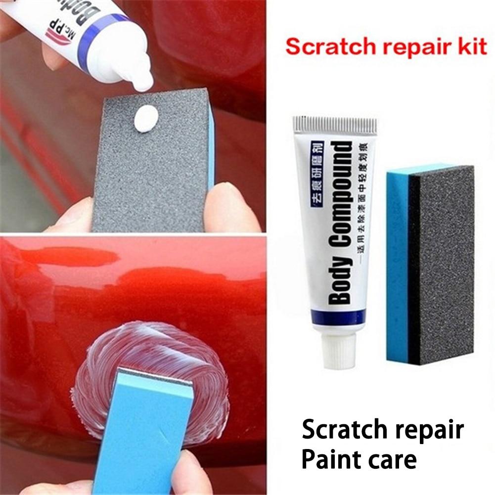 Practical Car Care Wax Car Scratch Repair Wax Auto Polishing Grinding Tool