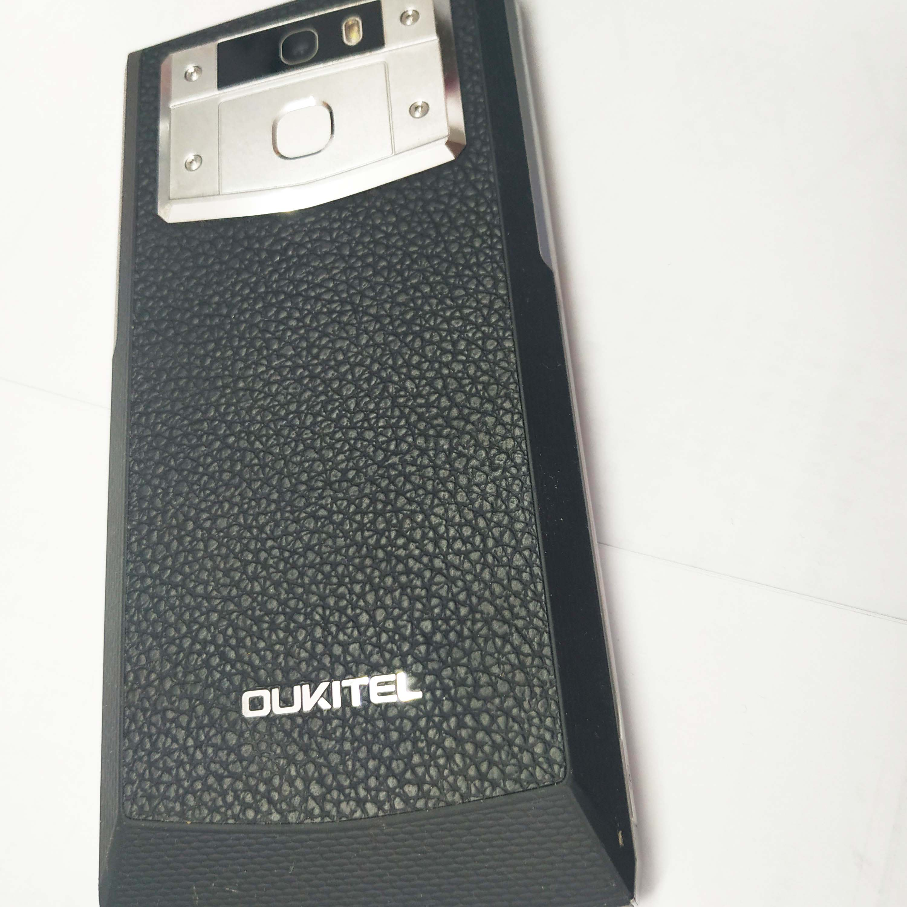 OUKITEL K10000 Mix 2G+16G Smartphone,One Complete Machine,Used,5.5 Inch Mobile Phone 10000mAh Battery, LCD Screen+Motherboard enlarge