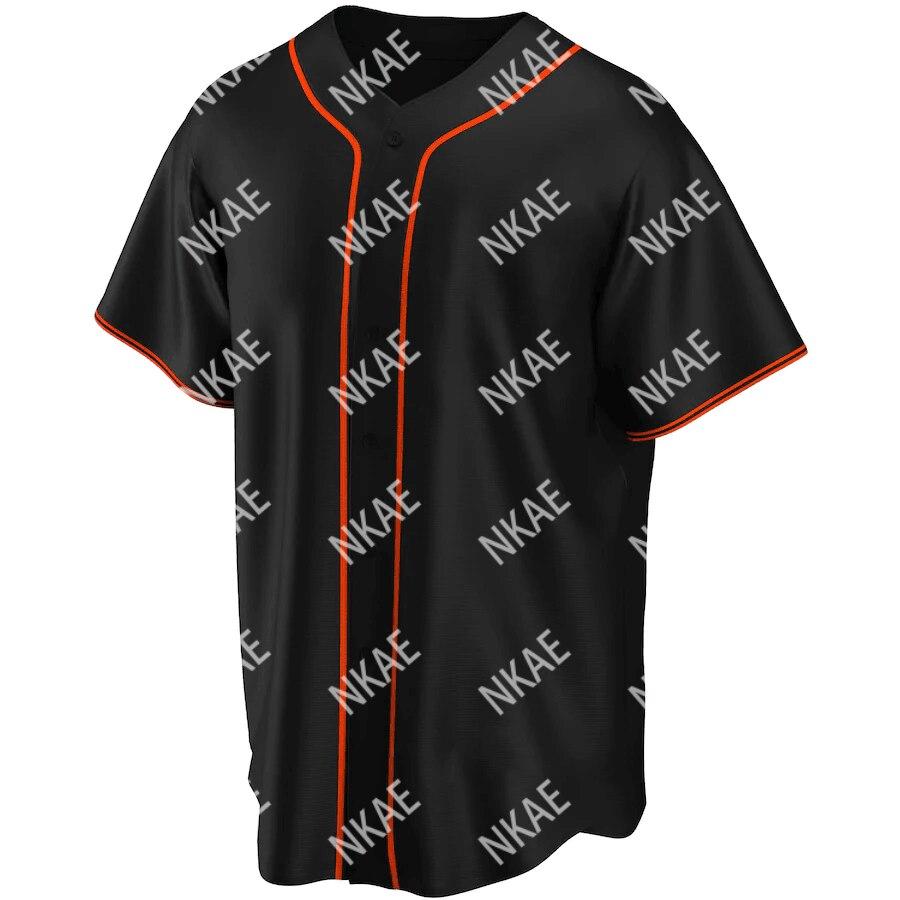 Бейсбольная Джерси с надписью на заказ, с номером