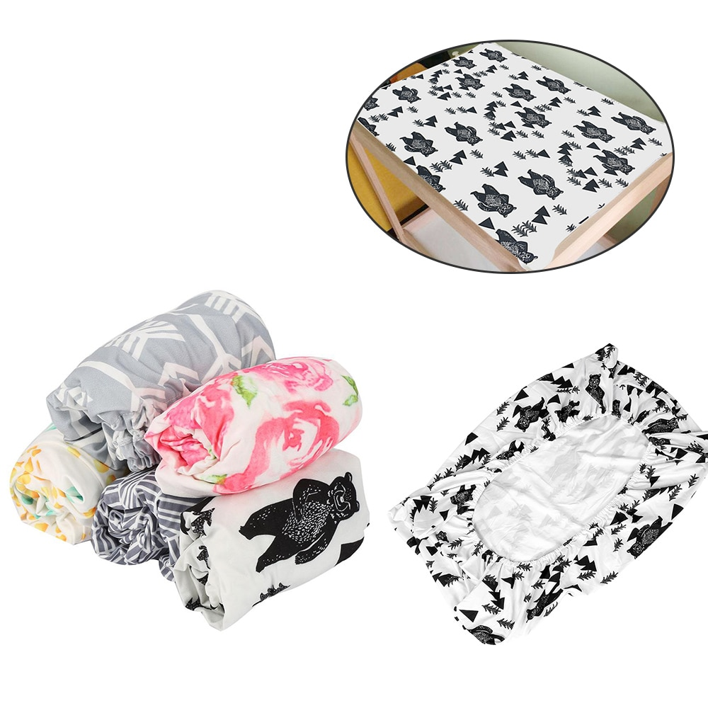 Soft Baby Diaper Changing Mat Baby Changing Pad Table Cover Breathable Nappy For Newborn Reusable Infant Urinal Mat