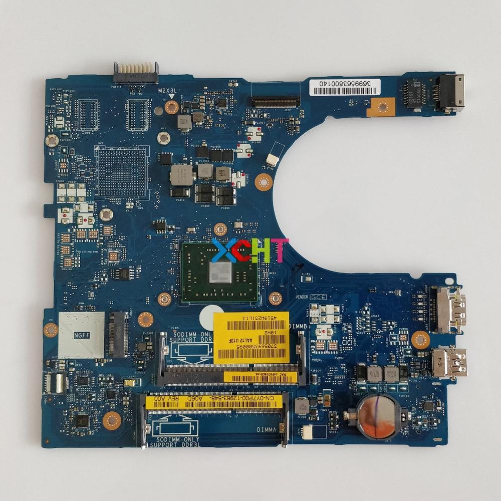 CN-0Y7P00 0Y7P00 Y7P00 AAL12 LA-C142P واط E2-7110 وحدة المعالجة المركزية لديل انسبايرون 5455 5555 الكمبيوتر المحمول دفتر اللوحة الأم