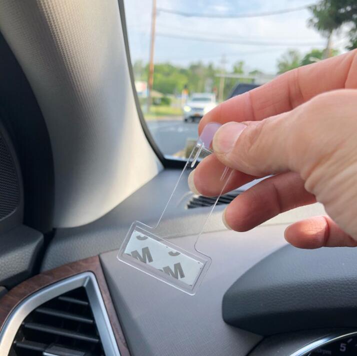 2 uds coche para tique de estacionamiento Clip pegatina para Lexus CT DS LX ¿ES RX GS GX-Serie IS250 IS300 ES240 ES250