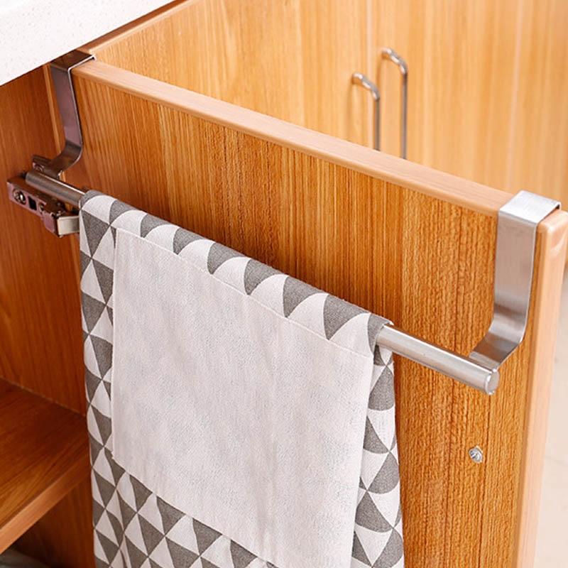 Suporturi pentru prosoape de două dimensiuni peste ușa dulapului de - Organizarea și depozitarea în casă - Fotografie 6