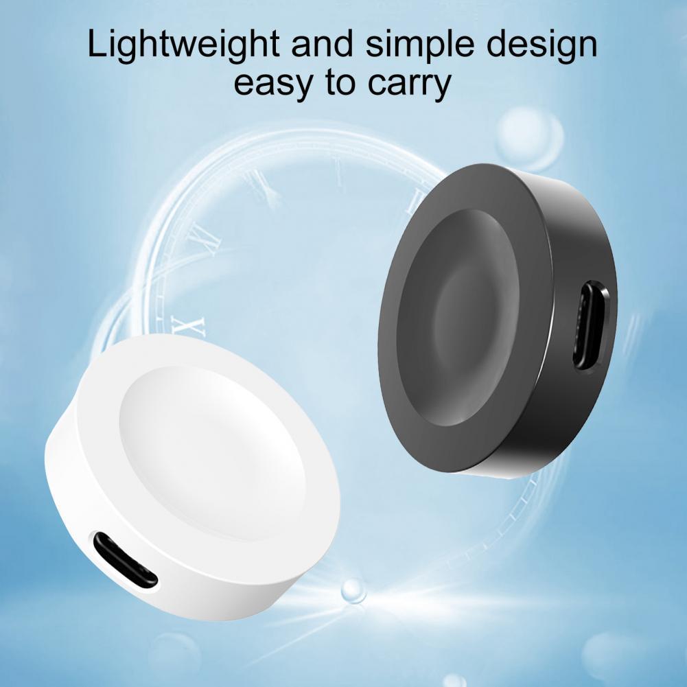 Беспроводное зарядное устройство, безопасная Портативная подставка-держатель для часов Huawei Watch 3/Watch 3 Pro/GT2/GT2 Pro/GT2 Pro ECG