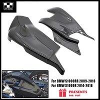 suitable for bmw s1000rr 2009 2018 carbon fiber rear swing cover s1000r 2015 2019 suitable for hp4 2012 2014 rear swing fairing