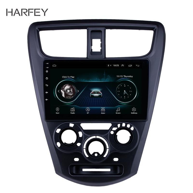 Harfey coche Android 8,1 Navi Radio estéreo para Perodua Axia 2015 GPS Navi 4 Quad-Core GPU Carplay OBD retrovisor Cámara DVR
