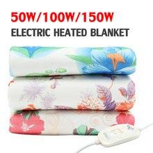 Couverture chauffante électrique pour 3/220 personnes   2/1 V, tampons chauffants, corps, Thermostat, électrique