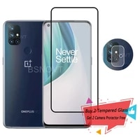 2pcs glass for oneplus nord n10 5g screen protector full cover tempered glass for oneplus nord n10 5g glass for oneplus nord n10