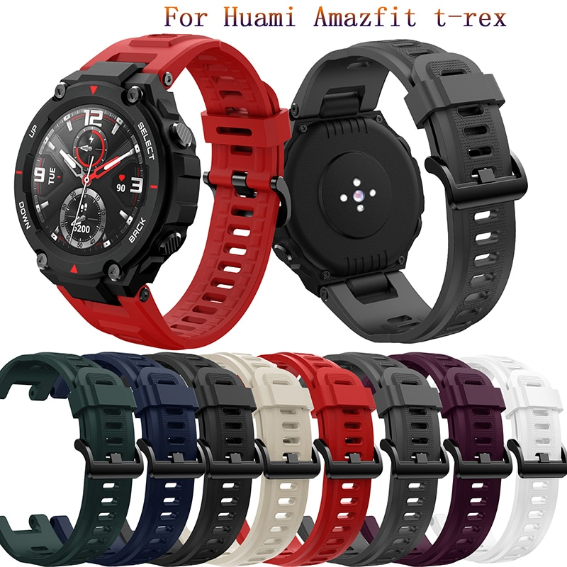 new-replacement-sport-strap-for-huami-amazfit-t-rex-adjustable-strap-bracelet-for-xiaomi-amazfit-t-rex-pro-watch-silicone-strap