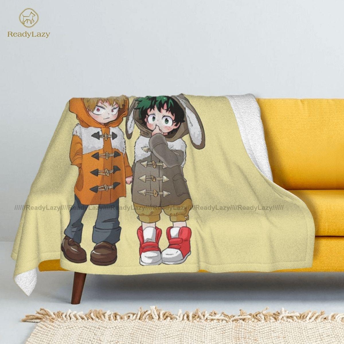 Mha بطانية سرير من الصوف, ناعمة ، كبيرة ، رخيصة