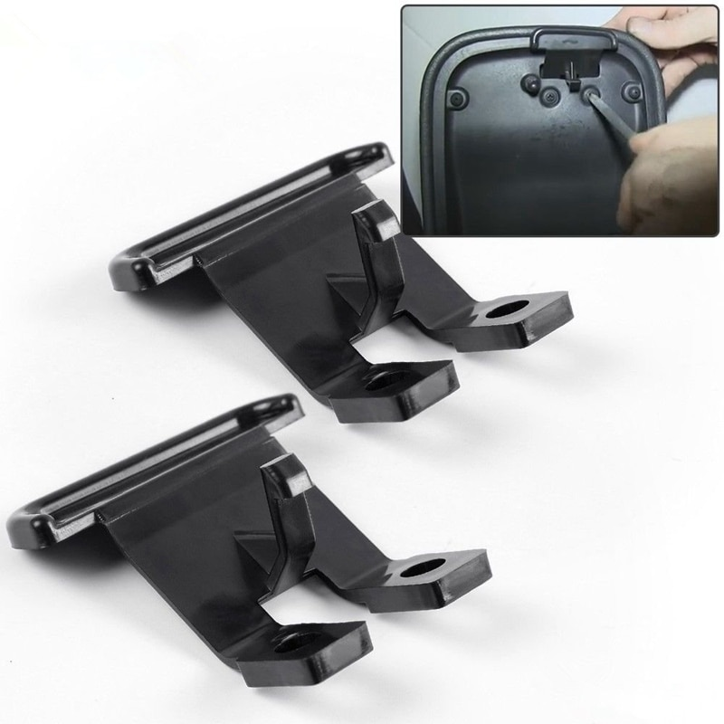 Premium Console Armrest Lid Latch Fit for Chevrolet Isuzu Saab Buick Rainer GMC Envoy(Pack of 2 )02ITG0005ABK