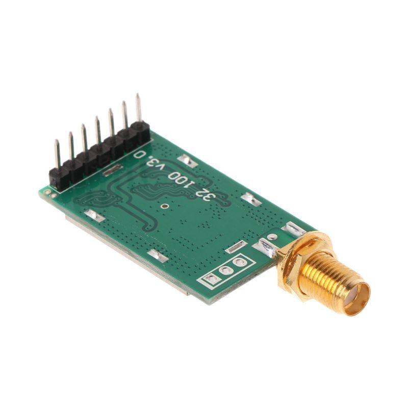 LORA SX1278 433 МГц РЧ модуль передатчик приемник E32-433T30D UART длинный диапазон 433 МГц 1 Вт беспроводной Радиочастотный приемопередатчик