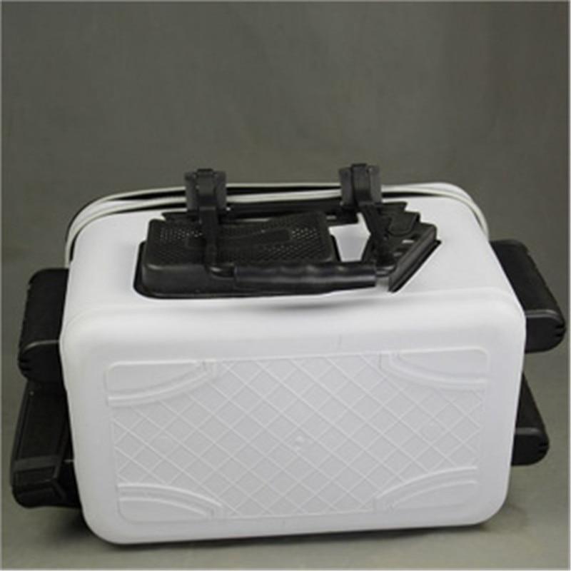 Integrated Molding Fishings Box with Fish Bucket, Fishing Bucket, Lu Ya Tool Box, Supplies and Fishing Gear enlarge