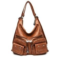 กระเป๋าเป้สะพายหลังขนาดใหญ่กระเป๋าเป้สะพายหลังผู้หญิงกระเป๋าเป้สะพายหลังหนังโรงเรียนก...