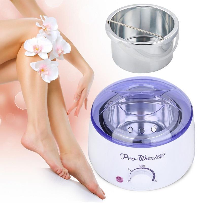 Barafen-آلة إزالة الشعر بالشمع الساخن ، آلة احترافية متعددة الوظائف ، علاج صغير