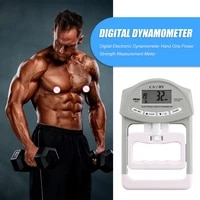 digital electronic dynamometer hand grip strength power training measure meter for effective working out accessories