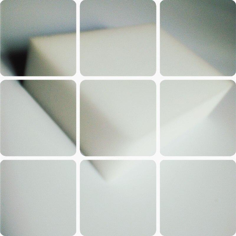 Kitchen Magic Sponge Melamine Eraser Home Nano Clean Supplier/10*6*2 cm Household Kitchen Eraser Dish washing Melamine clean enlarge