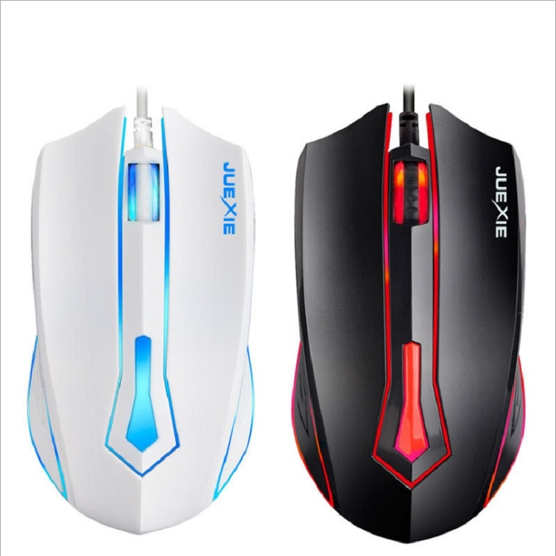 Фото - E-sports gaming mouse built-in accentuated LED light transmission design business office mouse kirti ruikar e business in construction
