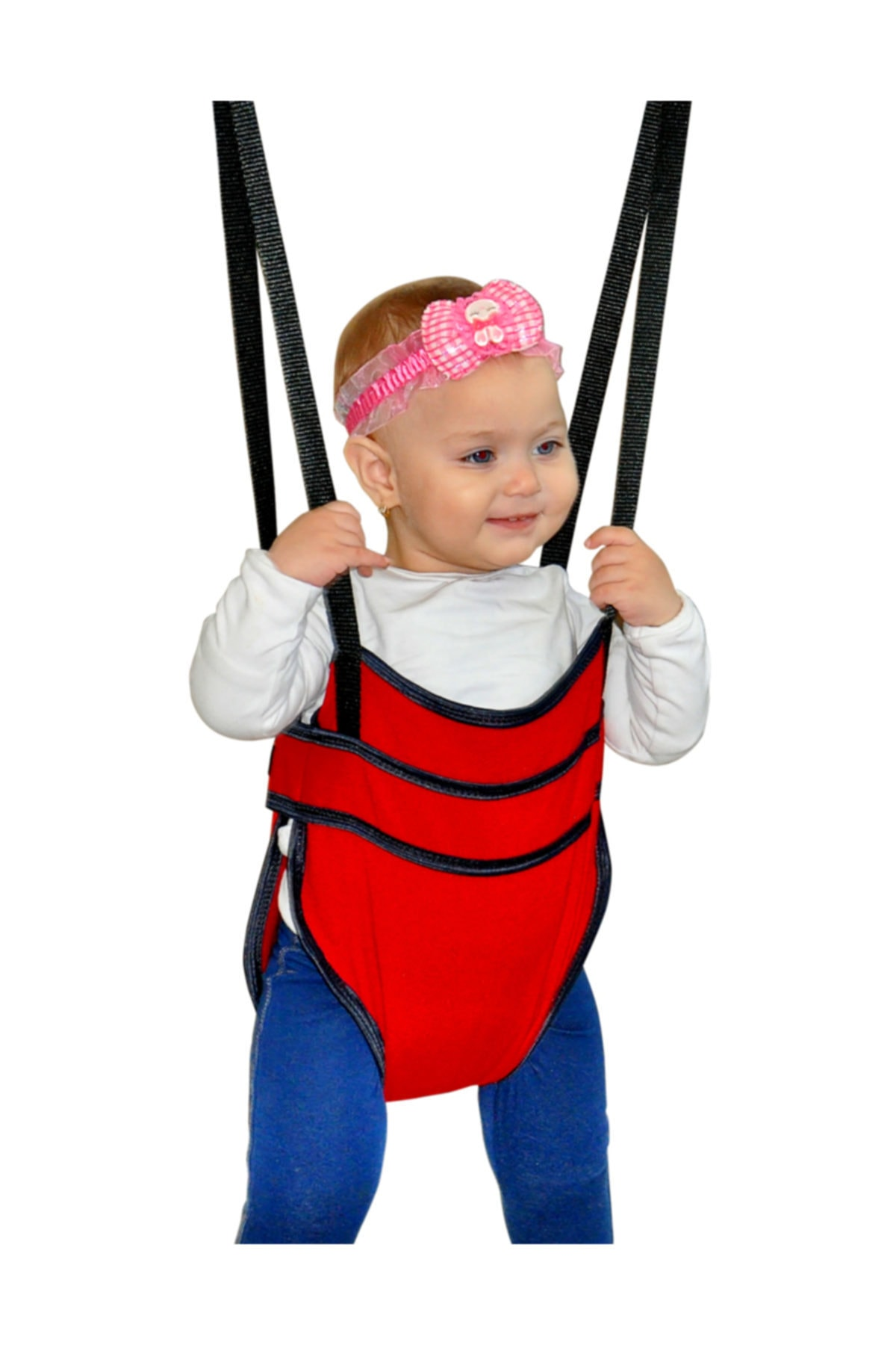 Bella Baby Whoops Pogo stick Pendant Spring Walker Safety Arched Ceiling Hanging Spring Hoppy