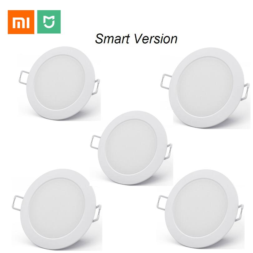 xiaomi mijia smart downlight work with mi home app smart remote control white & warm light Embedded