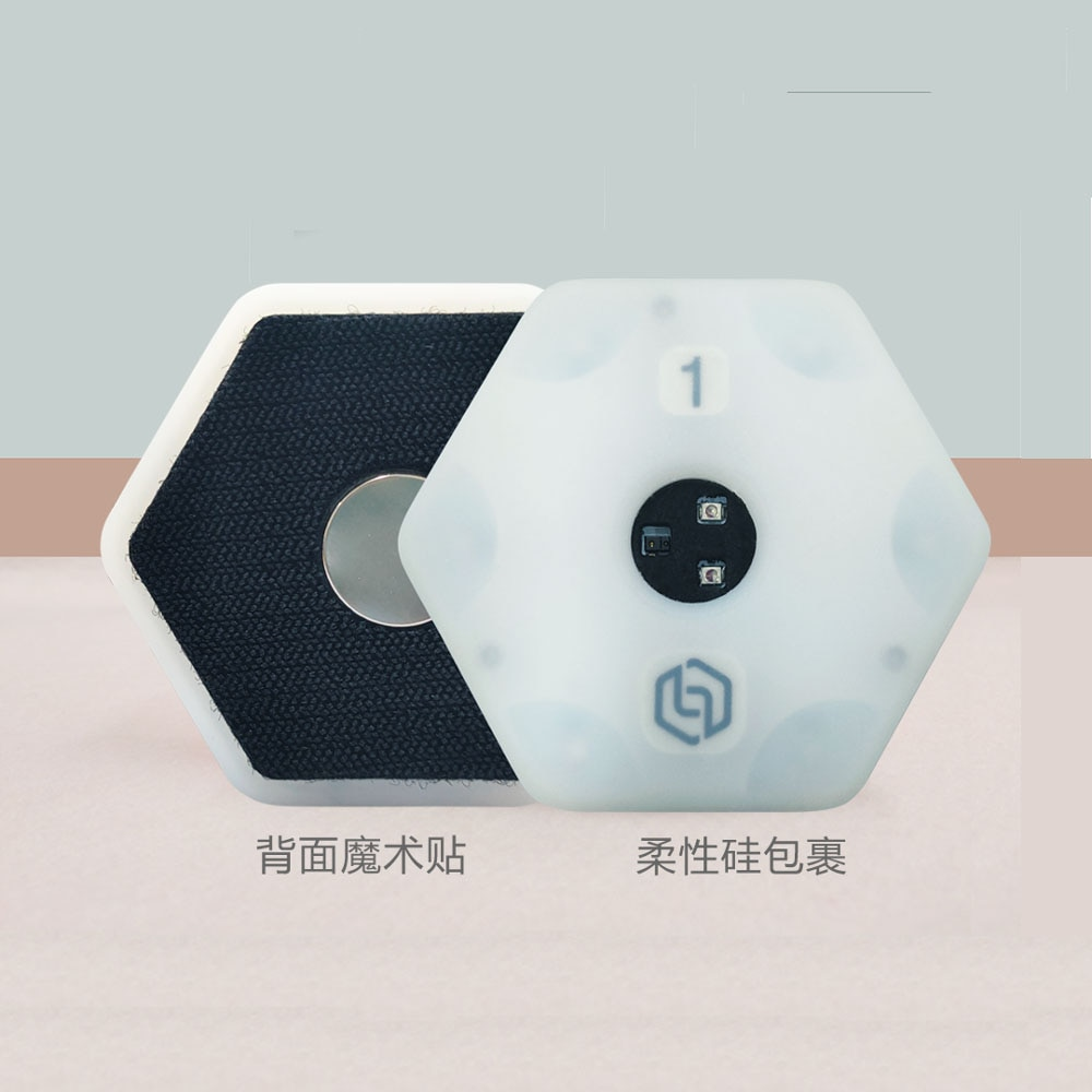【queling】reaction training light lamp speed agility  response equipment basketball boxing fitlight blazepod handball
