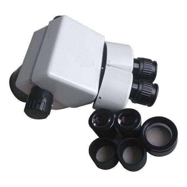 Hajet Jewellery Tools Amazon Supply  Lab Inspection Zoom Optical Microscope 7X- 45X Binocular Microscope