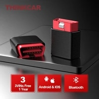 thinkcar 2 consumer diy auto diagnostic tool bluetooth obd 2 scanner universal code reader diagnose reset software free