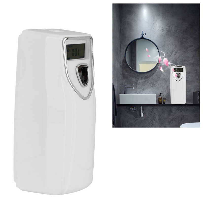 Automatic Fragrance Dispenser Air Humidifier with Timer Wall Mount Perfume Sprayer Machine Air Freshener Aromatherapy Diffuser