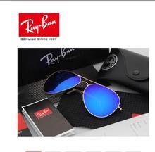 2019 RayBan RB3025 açık gözlük RayBan güneş gözlüğü erkek/kadın Retro güneş gözlüğü Ray Ban Aviator yapış güneş no3025