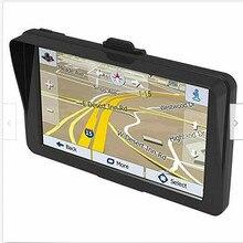 LSON 7 بوصة سيارة الملاحة لتحديد المواقع شاشة تعمل باللمس Sat الملاحة خريطة مجانية Navitel روسيا كامل أوروبا