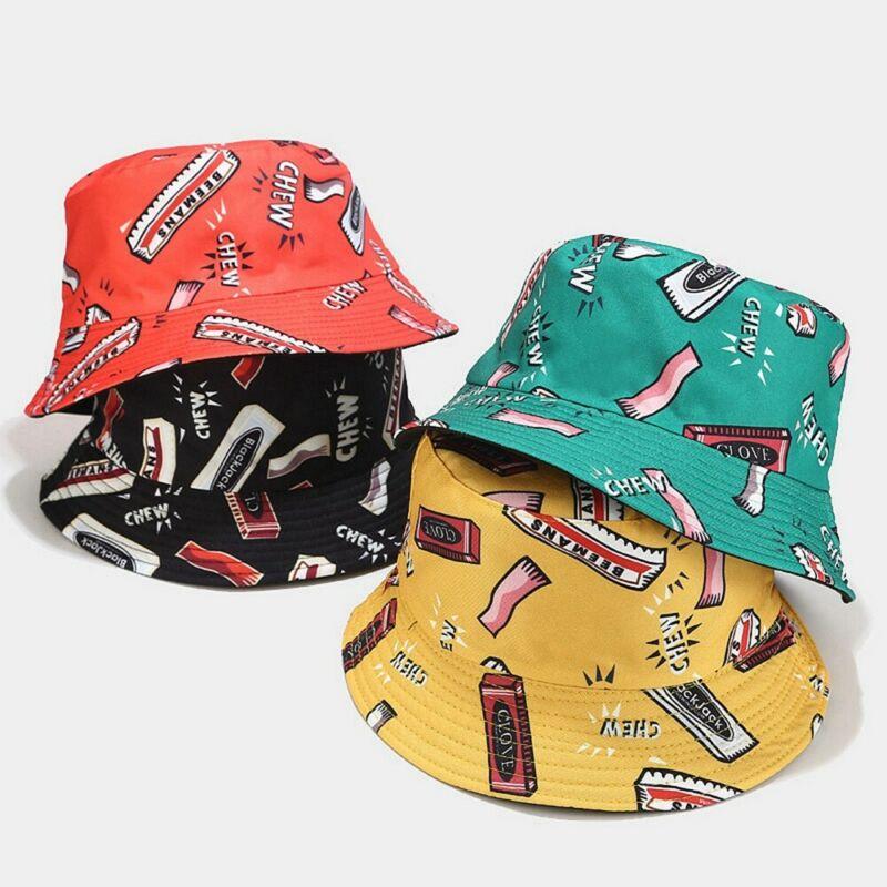 Sombrero Unisex de algodón para adultos, sombrero de verano para pesca, Primavera, pescador, playa, gorra de Sol para mujeres y hombres, sombreros de sol estampados, accesorios de moda, nuevo