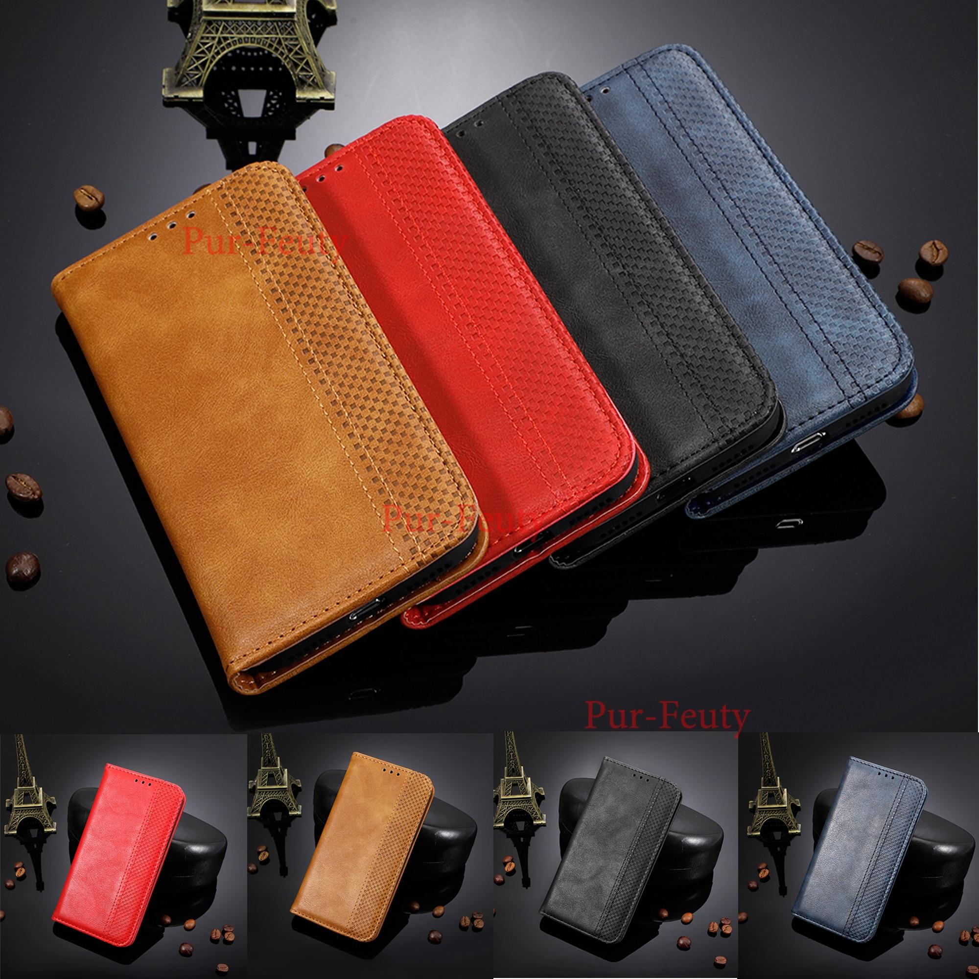 for Xiaomi Mi A3 Cover Flip PU Leather Wallet phone Case for xiaomi a 3 3a Mi 9 Lite CC9E 9 e CC9 cc 9 fashion shockproof cases
