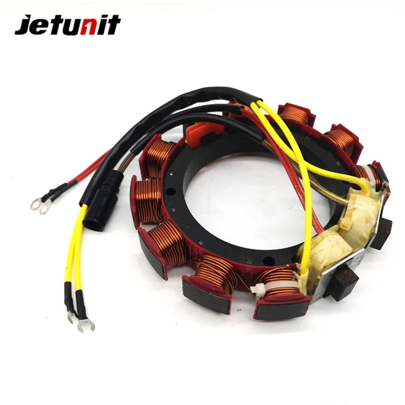 Outboard Stator For Johnson Evinrude OMC 35AMP 120/130/140Hp 4 Cyl 1988-1999 583561 584288 enlarge