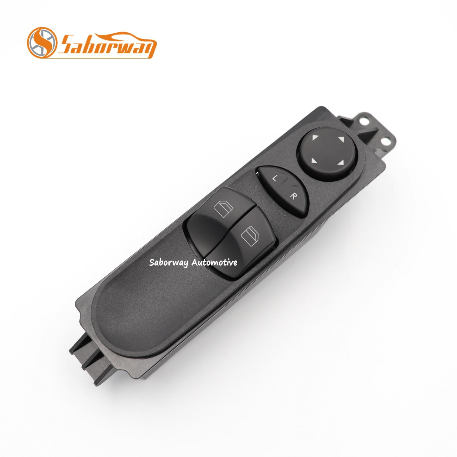 Saborway de ventana principal interruptor de control para Mercedes Sprinter W906 A906 545 1213 A9065451213