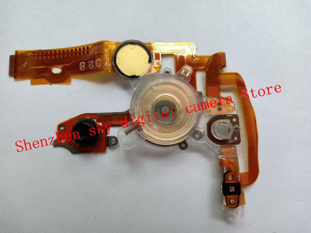 95%NEW Rear Back Menu Dial 5D Mark II Key FPC Flex Cable For Canon 5D Mark II 5D2 flex 5DII keyboard