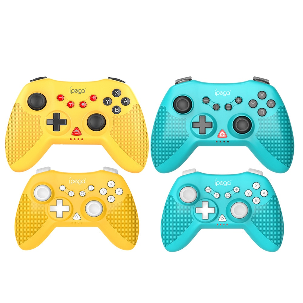 2 pcs edição pai-filho sem fio bluetooth pro jogo controlador jogo joystick kit para ninteno switch ns p3 console pc android