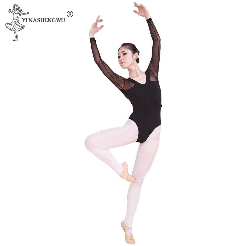 mujer-profesional-ballet-tutu-leotardo-adulto-malla-manga-leotardos-de-ballet-para-mujeres-gimnasia-malla-bailarina-body