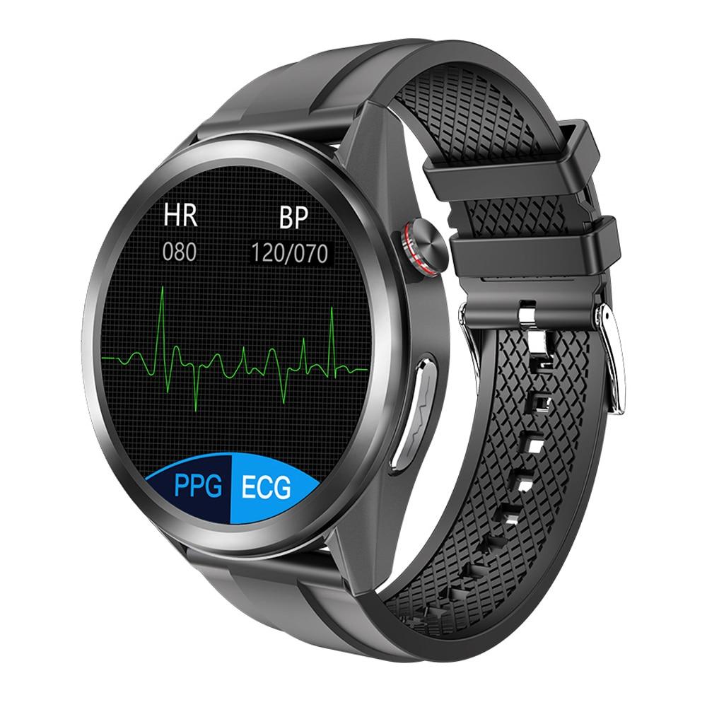 kaihai ECG smart watch men smartwatch temperature Heart rate women watch Clock inteligente hombre Fi