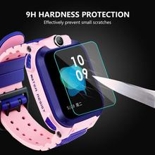 Universal 9H Hardness Tempered Glass For Q12 Smart Watch Protective Film Anti-scratch For Children K